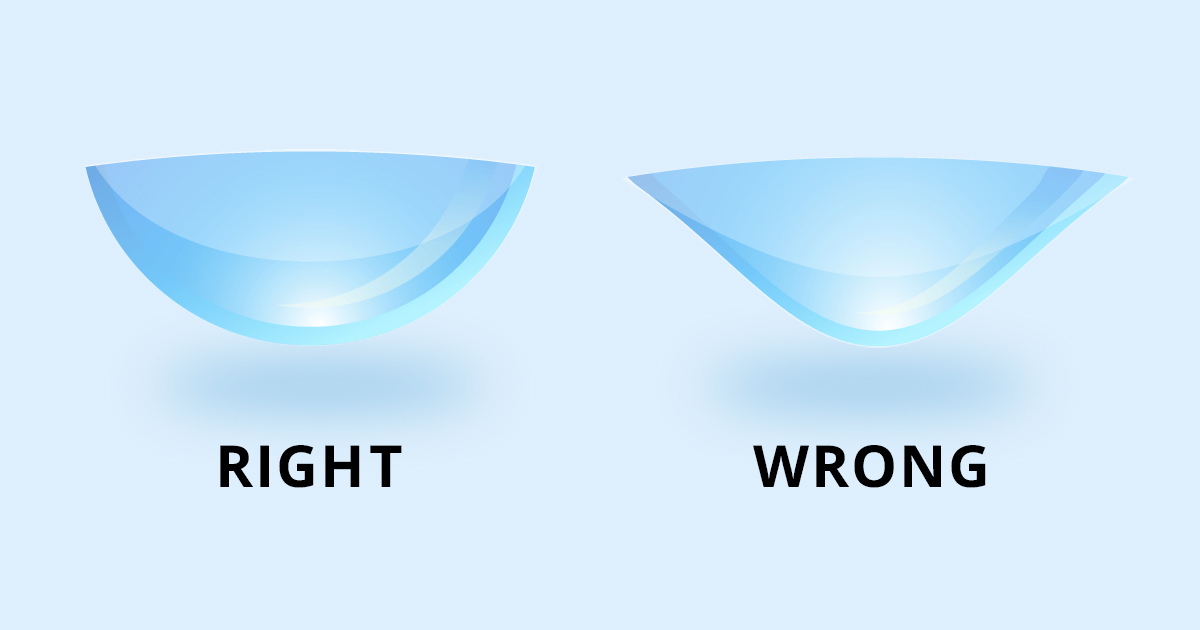 Using Contact Lenses in Correct Way