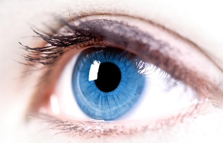 healty eyes